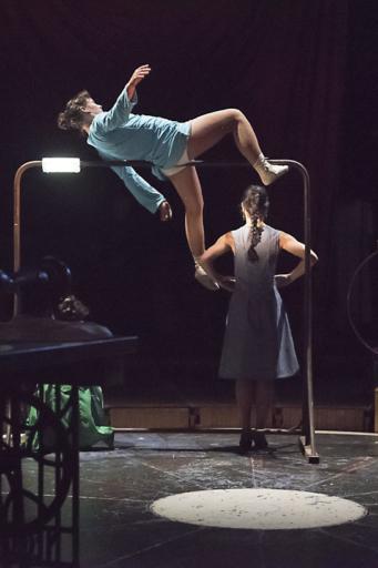 Cirque du Docteur Paradi 1