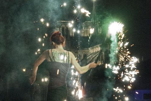 Danseurs de feu