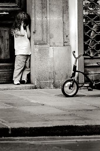 Rues de Paris, scènes de rue
